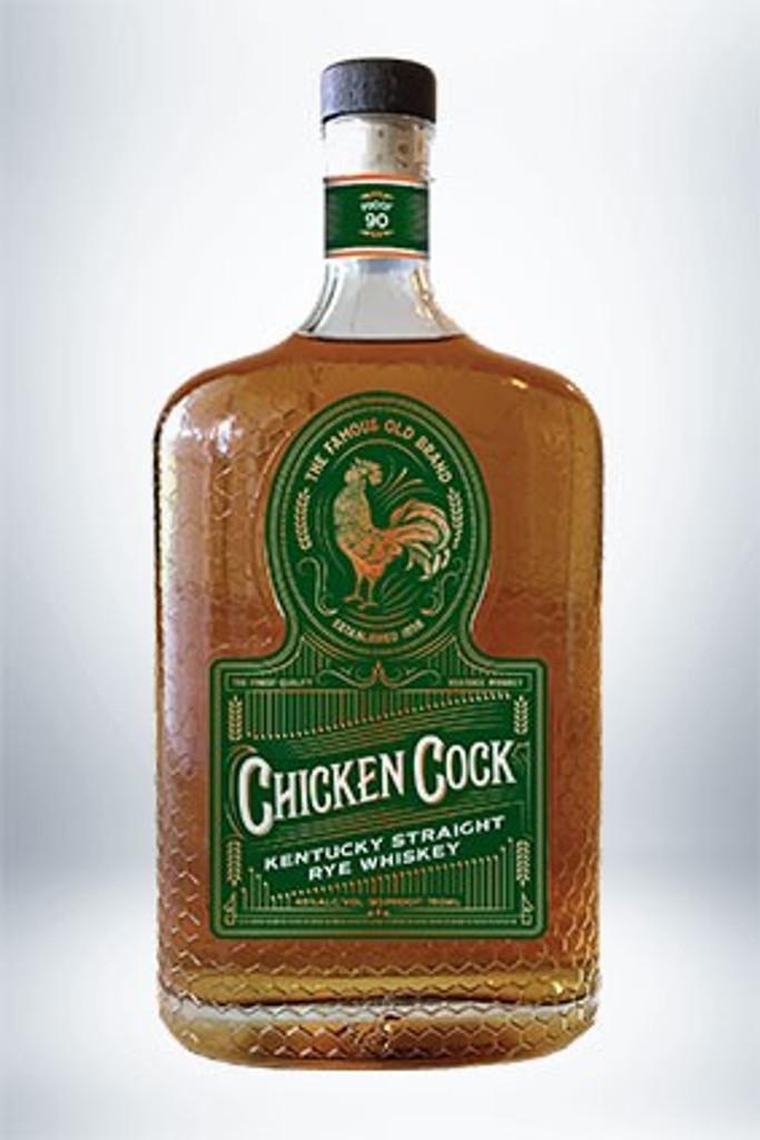 Chicken Cock Kentucky Straight Rye