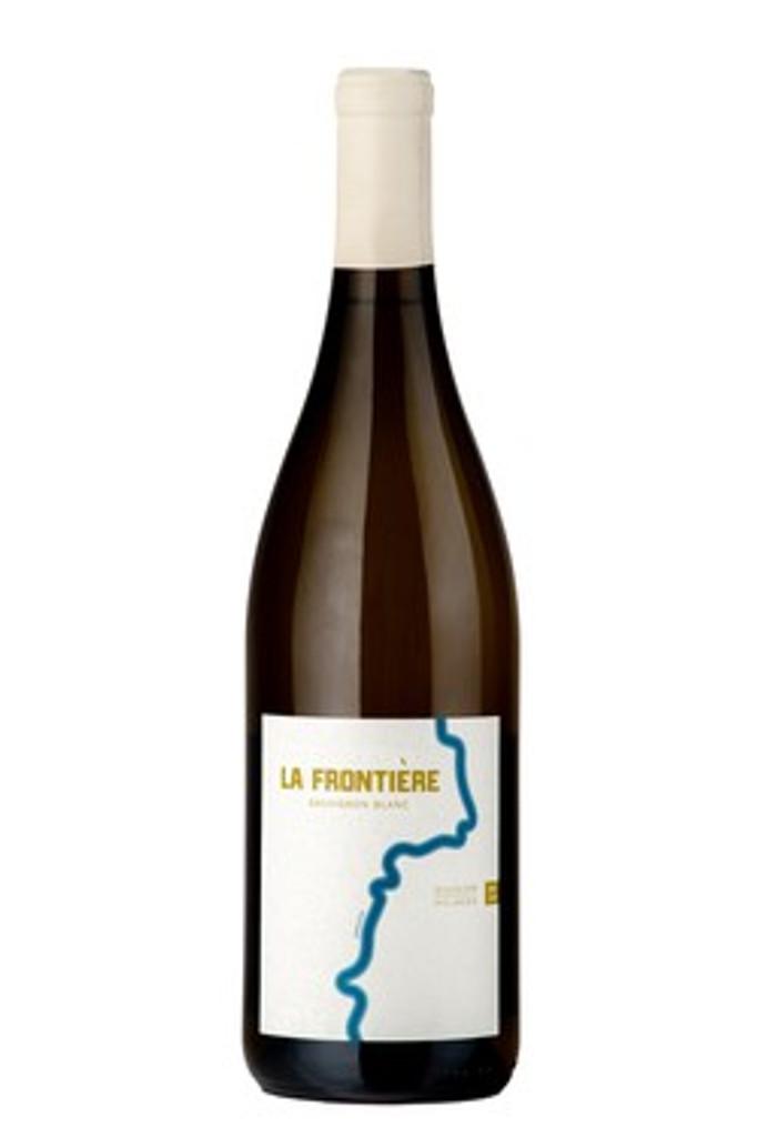 """Division Winemaking Co. Villages """"La Frontière"""" Sauvignon Blanc 2019"""