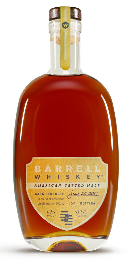 Barrell Craft Spirits American Vatted Malt Whiskey 117.5 Proof