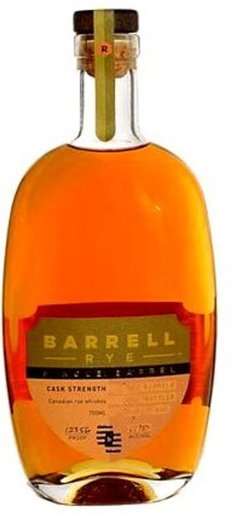 Barrell Craft Spirits 14 Year Single Barrel Canadian Rye Whiskey