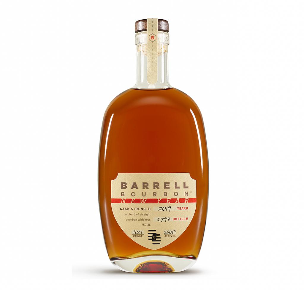 Barrell Craft Spirits New Year Bourbon Cask 2019