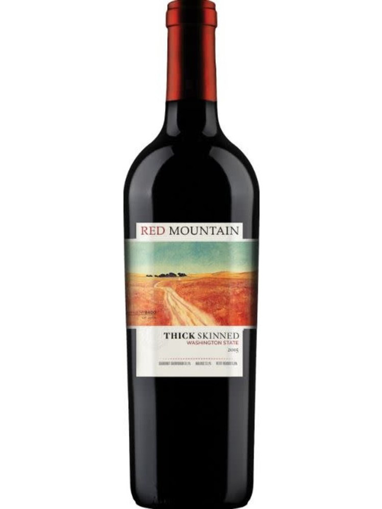 Closeout Red Mountain Thick Skinned Red Blend 2015