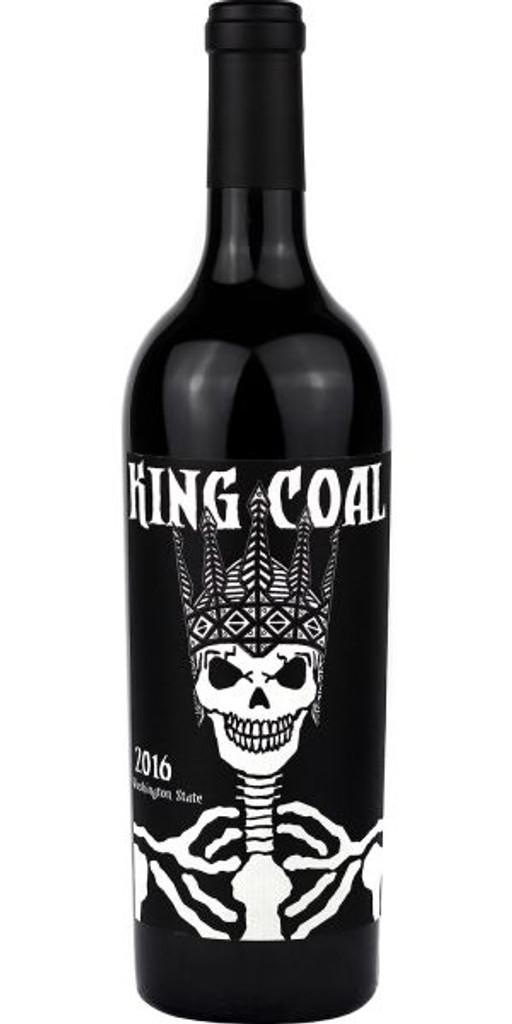 K Vintners Cabernet Sauvignon/Syrah King Coal 2017