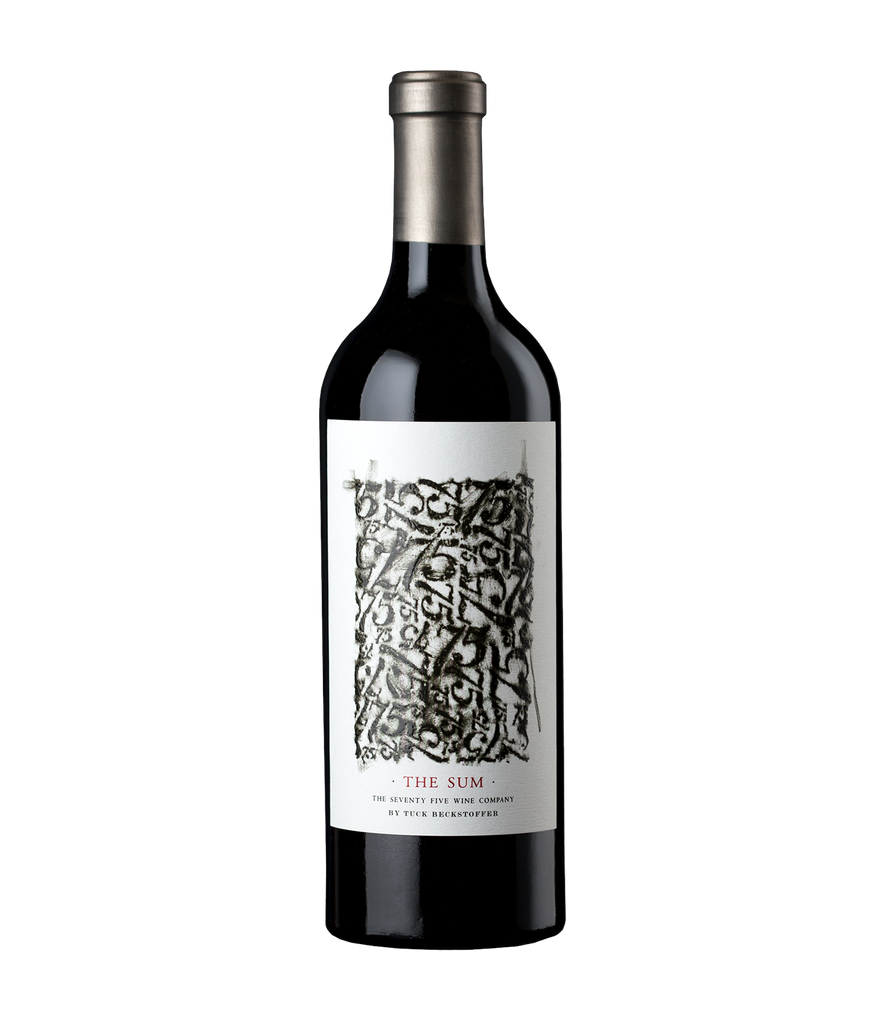 75 Wine Co. The Sum Red 2019