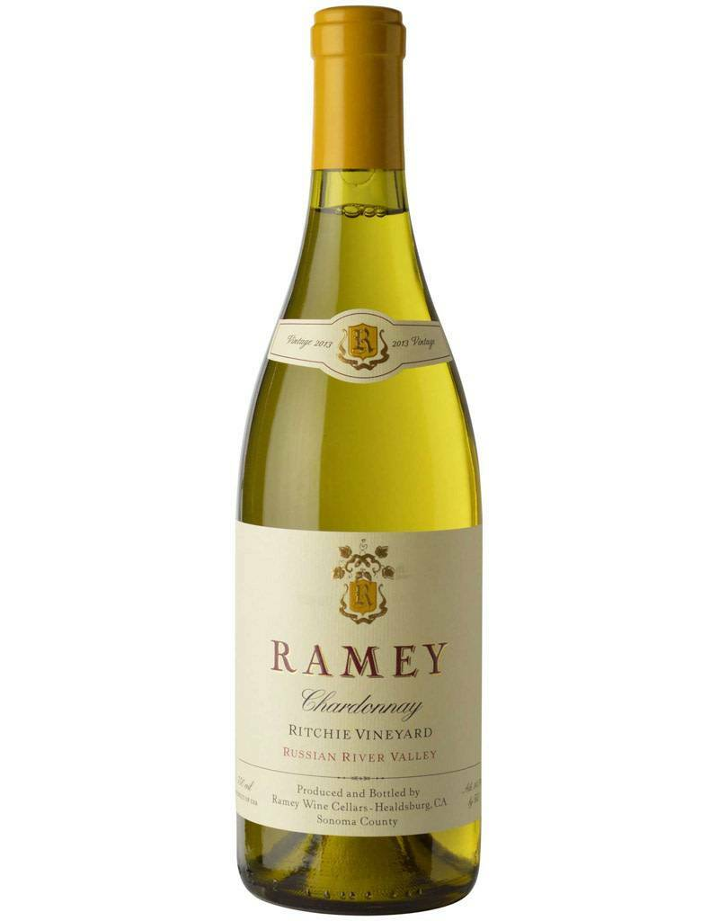 Ramey Cellars Chardonnay Ritchie Vineyard Russian River Valley 2016