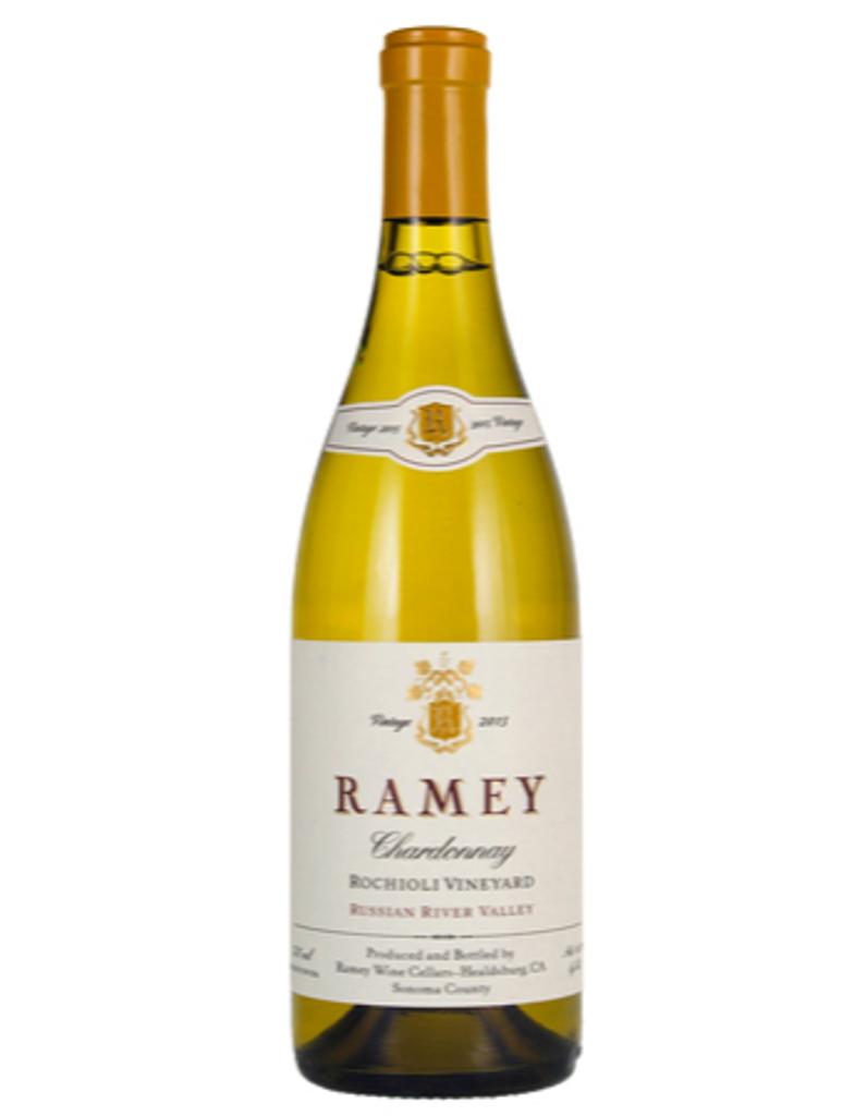 Ramey Cellars Chardonnay Rochioli Vineyard 2017