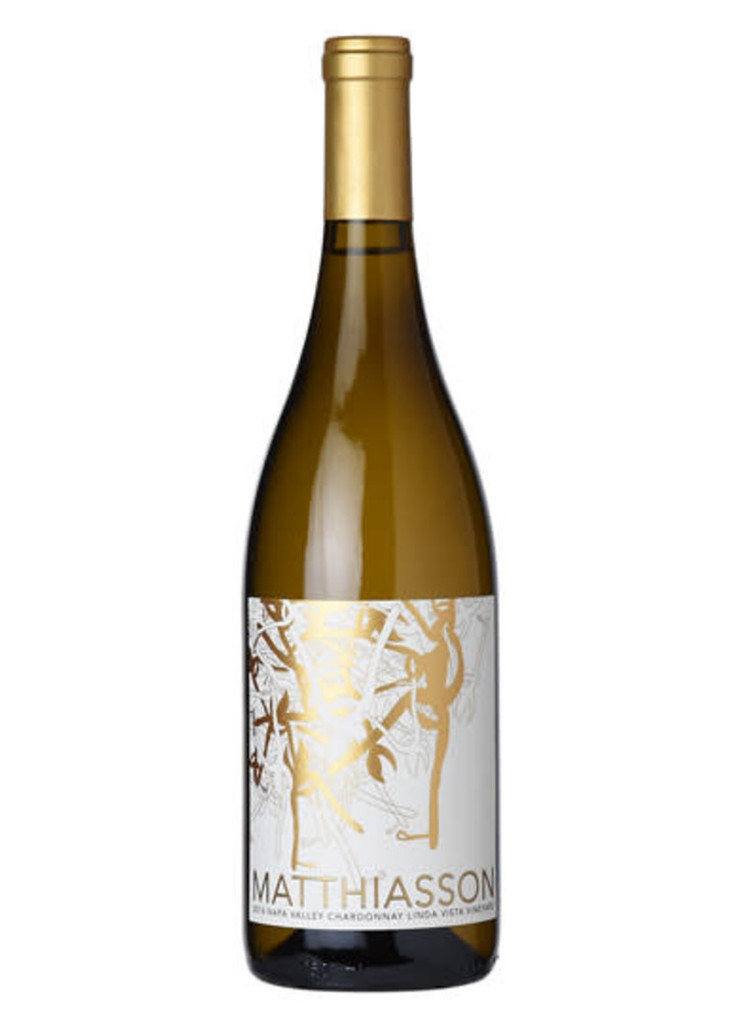 Matthiasson Chardonnay Linda Vista Vineyard Napa 2019