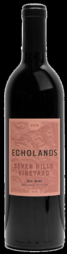 Echolands Winery Seven Hills Vineyard Red Blend 2018