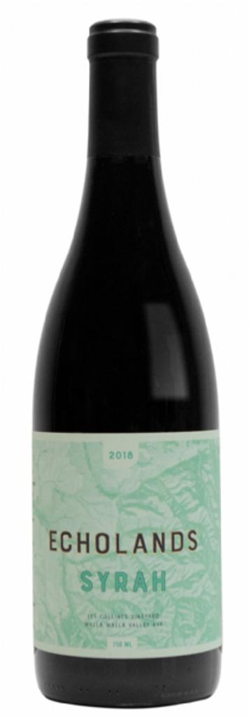 Echolands Winery Les Collines Syrah 2018