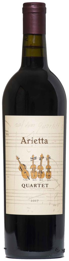 Arietta Red Wine Quartet 2017