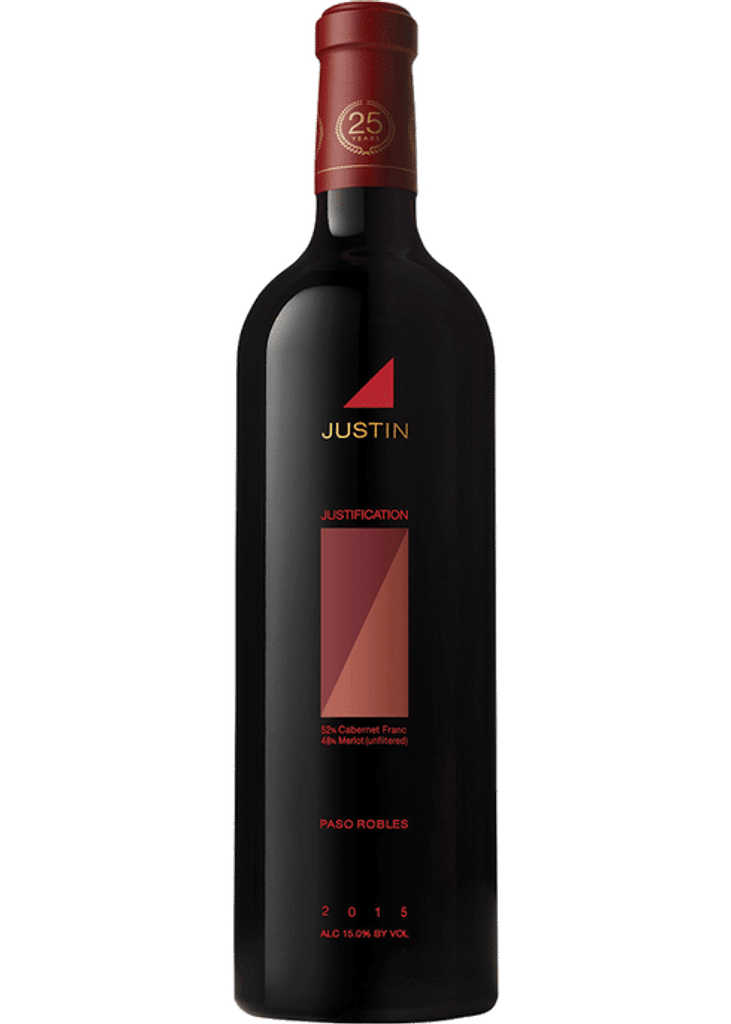 Justin Justification Paso Robles 2016
