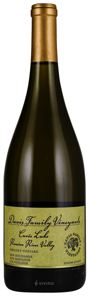Davis Family Vineyards 'Cuvee Luke' 2016