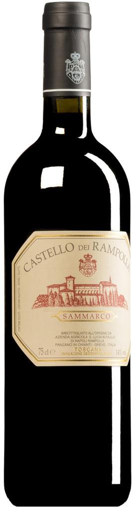 6PACK- Castello dei Rampolla Sammarco Toscana IGT 2017