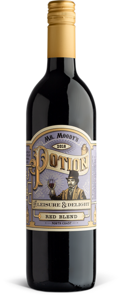 Daylight Wines & Spirits Mr. Moody's Potion Red Blend 2018