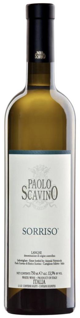 Paolo Scavino Langhe Sorriso Bianco 2019