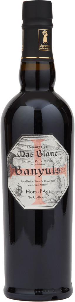 Domaine du Mas Blanc Banyuls Hors d'Age Le Colloque (NV)