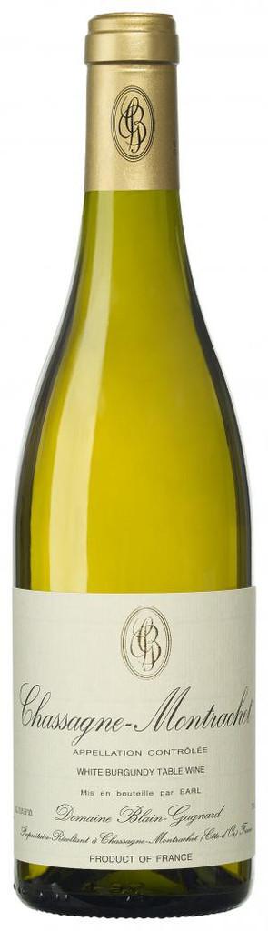 Domaine Blain-Gagnard Chassagne-Montrachet Blanc 2018