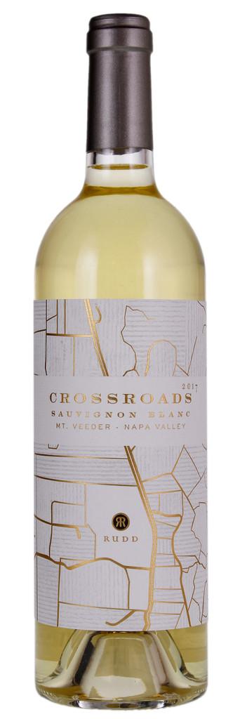CLOSEOUT Crossroads by Rudd Sauvignon Blanc Mt Veeder – Napa Valley 2017