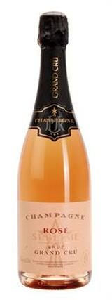 Lemesnil Sublime Champagne Rose Brut Grand Cru NV