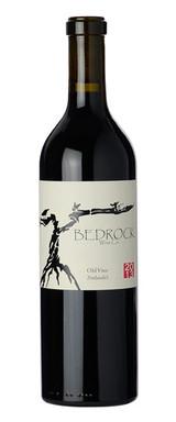 Bedrock Wine Co. Old Vine Zinfandel 2018