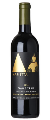 "Marietta Cellars ""Game Trail"" Cabernet 2017"