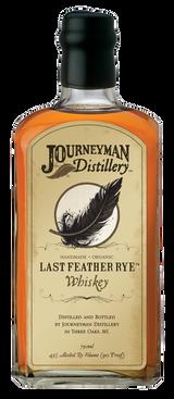 Journeyman Last Feather Rye Organic Whiskey