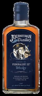Journeyman Not a King Whiskey