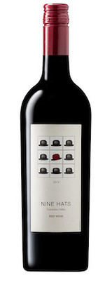 Nine Hats Red Blend 2015