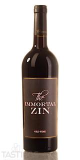 Immortal Zin Old Vine 2016