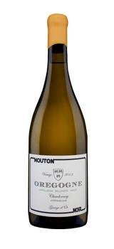 """Mouton Noir """"Oregogne"""" Chardonnay 2013"""