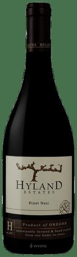 Hyland Estates Pinot Noir 2018