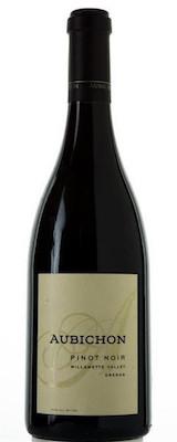 Aubichon Willamette Valley Pinot Noir 2015