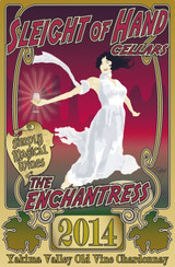 "Sleight of Hand Cellars ""The Enchantress"" Chardonnay 2015"