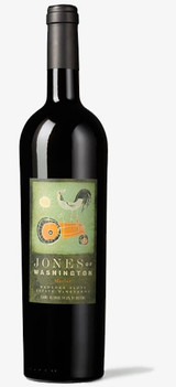 Jones of Washington Estate Merlot 2014