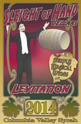 Sleight of Hand Cellars Levitation 2017