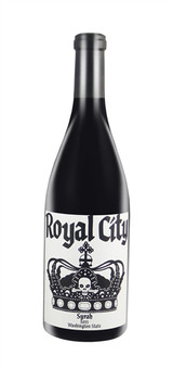 K Vintners Royal City Syrah 2014