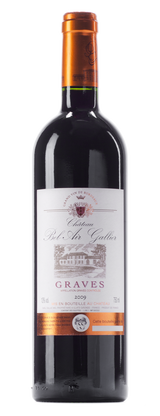 Château Bel Air Gallier Graves Rouge 2012