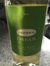 Odisea Dream Albarino 2014