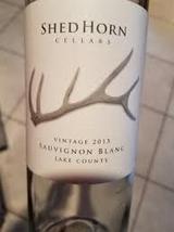 Shed Horn Sauvignon Blanc 2015
