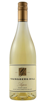 Youngberg Hill Aspen Pinot Gris 2016