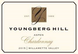 Youngberg Hill  Aspen Chardonnay 2015