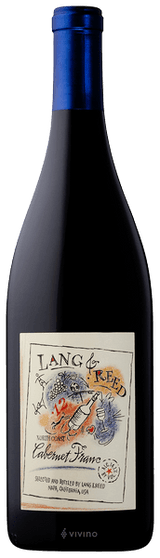Lang and Reed Cabernet Franc 2016