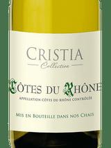 Domaine de Cristia Cotes du Rhone Blanc 2017