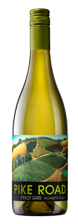 Pike Road Pinot Gris 2018