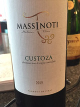 Massinoti Bianco di Custoza DOC 2015