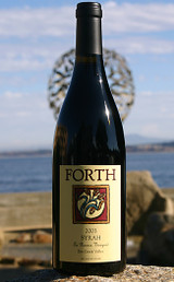 Forth Vineyards La Rousse Vineyard Syrah 2016