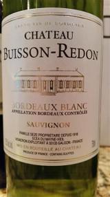 Château Buisson-Redon Bordeaux Blanc 2019