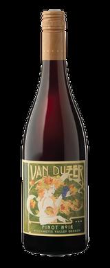 Van Duzer Pinot Noir Willamette Valley 2017