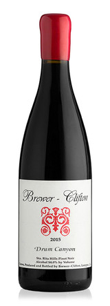 Brewer-Clifton Pinot Noir 'Drum Canyon Vyd' 2015