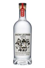 Snow Leopard Vodka